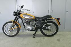 Ducati Scrambler 250 cc motorcycle - Lote 9 (Subasta 3672)