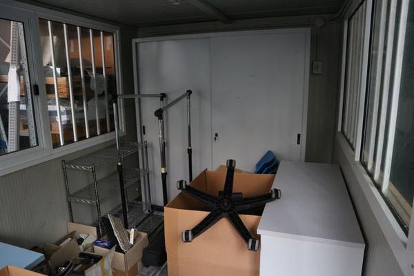 Immagine n. 9 - 1#3673 Muletto Pimespo e monoblocco ad uso ufficio