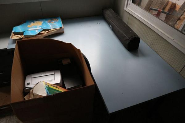 Immagine n. 10 - 1#3673 Muletto Pimespo e monoblocco ad uso ufficio