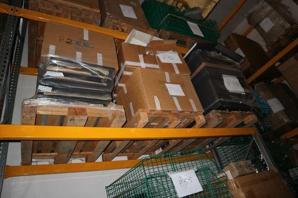 Immagine n. 13 - 1#3673 Muletto Pimespo e monoblocco ad uso ufficio