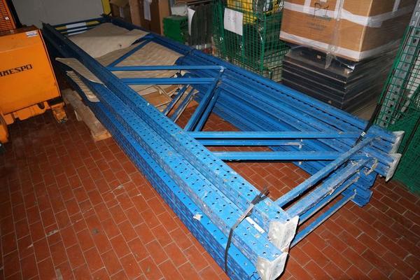 Immagine n. 16 - 1#3673 Muletto Pimespo e monoblocco ad uso ufficio