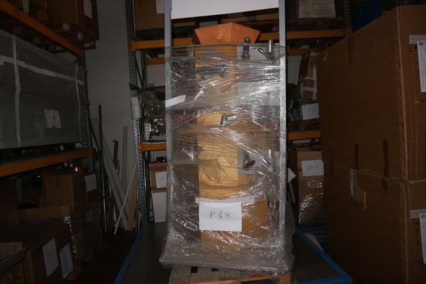 Immagine n. 20 - 1#3673 Muletto Pimespo e monoblocco ad uso ufficio