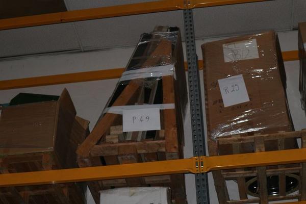 Immagine n. 28 - 1#3673 Muletto Pimespo e monoblocco ad uso ufficio
