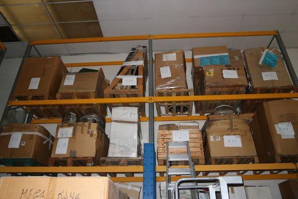 Immagine n. 29 - 1#3673 Muletto Pimespo e monoblocco ad uso ufficio