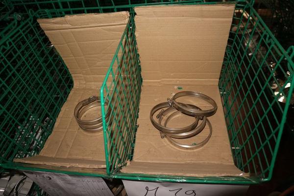 Immagine n. 21 - 2#3673 Magazzino materiali lattoneria