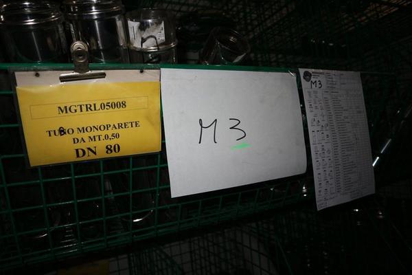 Immagine n. 25 - 2#3673 Magazzino materiali lattoneria
