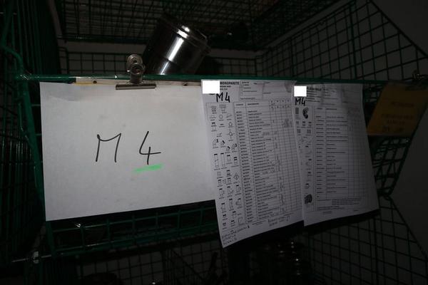 Immagine n. 28 - 2#3673 Magazzino materiali lattoneria