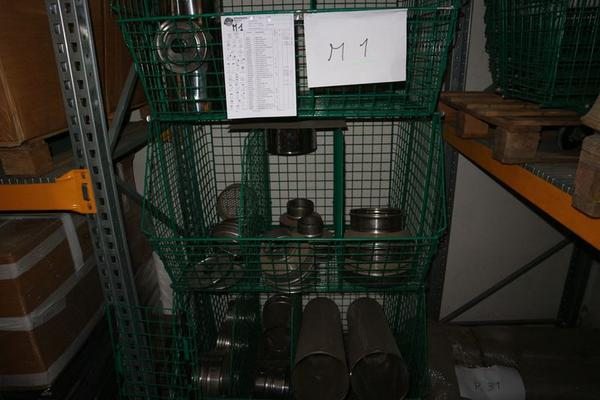 Immagine n. 36 - 2#3673 Magazzino materiali lattoneria