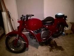 Moto Guzzi Falcone 500 - Lotto 1 (Asta 3674)