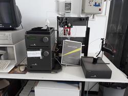 FPLC Akta Amersham e frigorifero a colonna per cromatografia - Lotto 13 (Asta 3675)