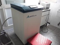 Cryopreserver for liquid nitrogen MVE XLC 500 - Lot 14 (Auction 3675)