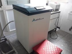 Crioconservatore per azoto liquido MVE XLC-500 - Lotto 14 (Asta 3675)