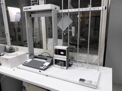 Hitachi spectrophotometer and Bekman centrifuge - Lote 17 (Subasta 3675)