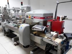 Scorpion plate packaging machine - Lote 25 (Subasta 3675)