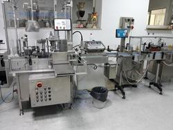 RCF1 inflator and Zebra labeller - Lote 32 (Subasta 3675)