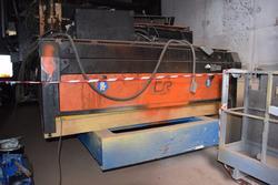 Impianto HD taglio plasma CR e dima assemblaggio telai - Asta 3676