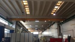 Samo single girder overhead travelling crane - Lot 18 (Auction 3676)