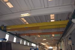 Double girder overhead travelling cranes - Lot 19 (Auction 3676)