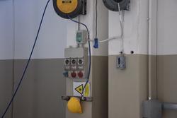 Impianto elettrico - Lotto 25 (Asta 3676)