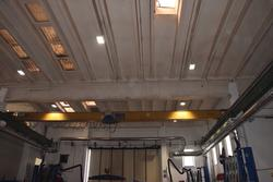 Samo single girder overhead travelling cranes - Lot 30 (Auction 3676)