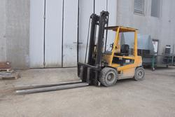 Robustus SE45 forklift - Lot 7 (Auction 3676)