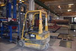 Robustus SE315 forklift - Lot 8 (Auction 3676)