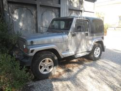 Jeep Wrangler car - Lot 11 (Auction 3680)