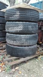 Tires with rim - Lot 4 (Auction 3682)