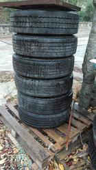 Tires complete with rim - Lot 5 (Auction 3682)