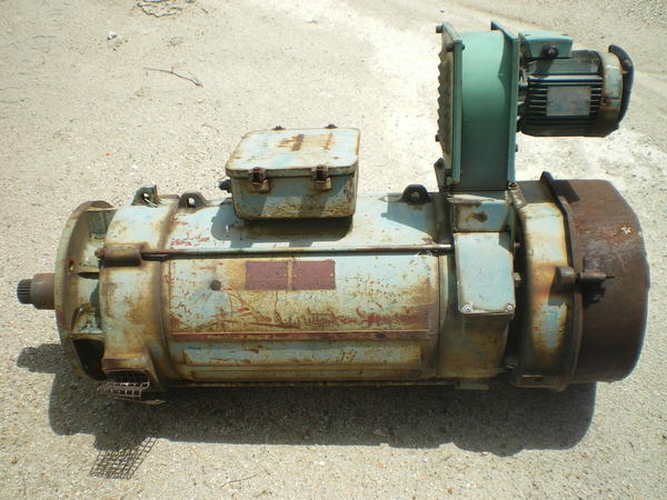 6#3682 Motore di rotazione gru Alfa