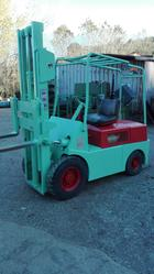 Pgs forklift 25 S - Lot 6 (Auction 3684)