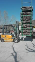 Jungheinrich Forklift Type EFG Vac 30 MP - Lot 7 (Auction 3684)