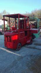 OM 30 ql forklift - Lot 8 (Auction 3684)