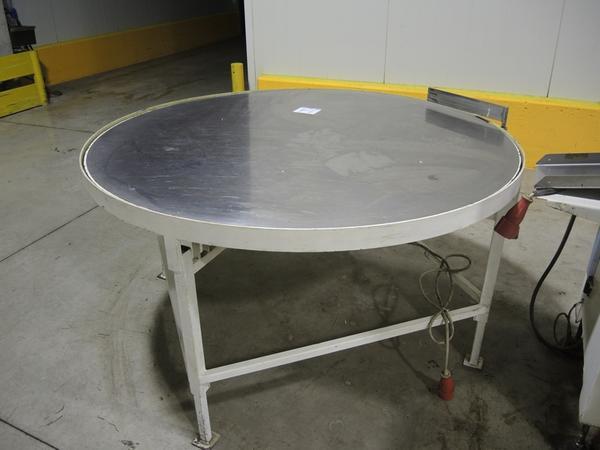 14 3686 tavolo rotante sorma t15 116 ancona marche varie - Meccanismo rotante per tavolo ...
