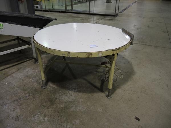 23 3686 tavolo rotante sorma t15 116 ancona marche varie - Meccanismo rotante per tavolo ...