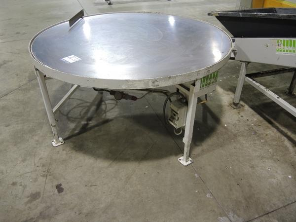27 3686 tavolo rotante sorma t15 116 ancona marche varie - Meccanismo rotante per tavolo ...