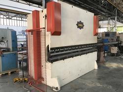 Somo hydraulic press brake - Lot 1 (Auction 3687)