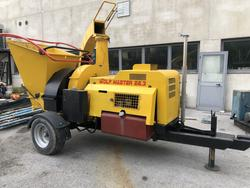 Wolf Master 26 3 Engine Chipper - Lote 11 (Subasta 3687)