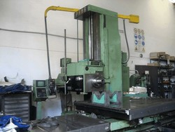 Pama ALB127 boring machine - Lot 13 (Auction 3687)