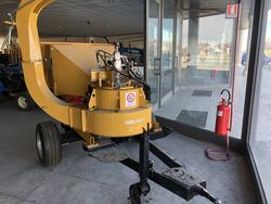 New Sicam Wolf 200 Chipper - Lote 9 (Subasta 3687)