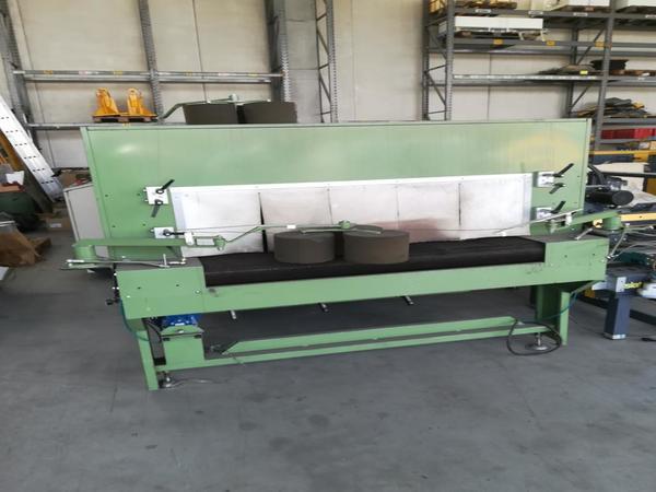 4#3688 Impianto per imballaggio di mobili in legno Deltos TD 1340