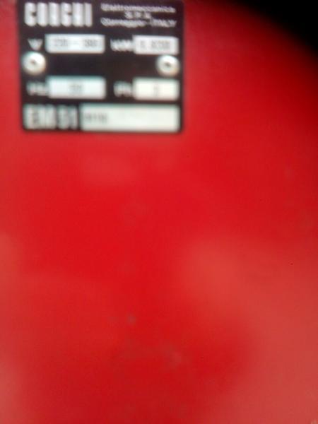 Immagine n. 4 - 16#3695 Equilibratorie per pneumatici  Corghi