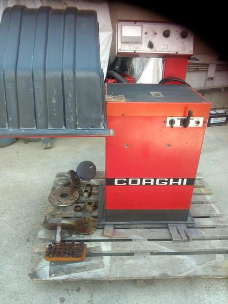 Immagine n. 8 - 16#3695 Equilibratorie per pneumatici  Corghi