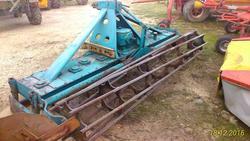 3 MT rotary harrow - Lot 18 (Auction 3695)