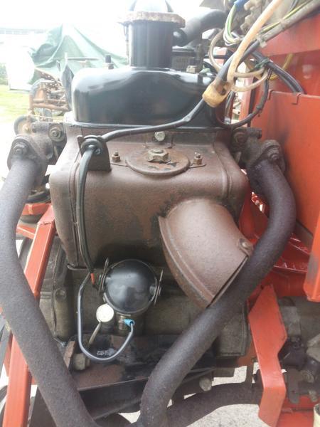 Immagine n. 2 - 19#3695 Motopompa carrellata Rampin Carlo MB300102R