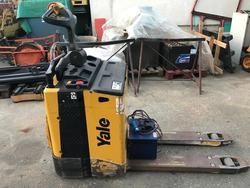 Yale MP20X Man On Board Electric Pallet Truck - Lot 22 (Auction 3695)
