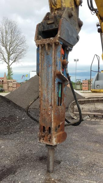 Immagine n. 1 - 29#3695 Martello demolitore Hammer