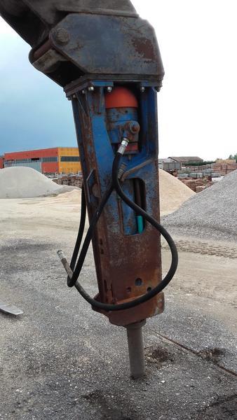 Immagine n. 2 - 29#3695 Martello demolitore Hammer