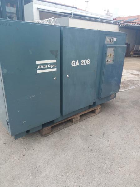 3#3695 Compressore Atlas Copco GA 208