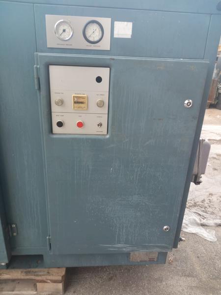 Immagine n. 5 - 3#3695 Compressore elettrico a vite silenziato Atlas Copco GA208